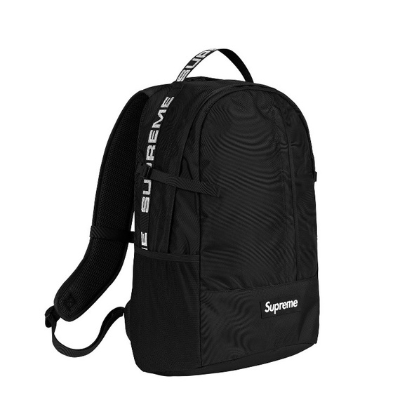 e03160e8245 Supreme Bags   Backpack Black   Poshmark